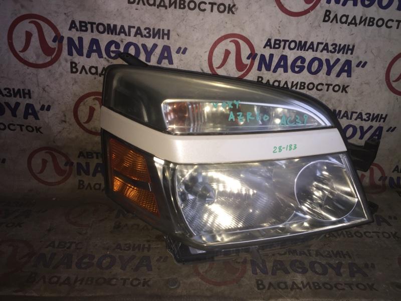 Фара Toyota Voxy AZR60 передняя правая 28183