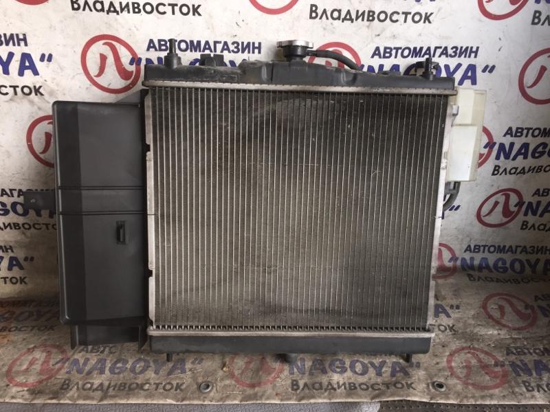 Радиатор основной Nissan Cube BZ11 CR14DE
