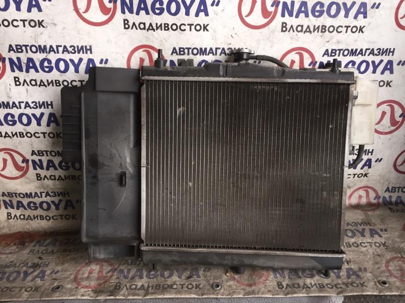 Радиатор основной Nissan Cube BZ11 CR14DE A/T