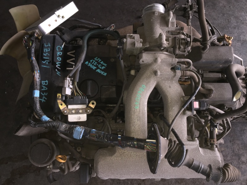 Двигатель Toyota Crown JZS151 1JZ-GE 0860077