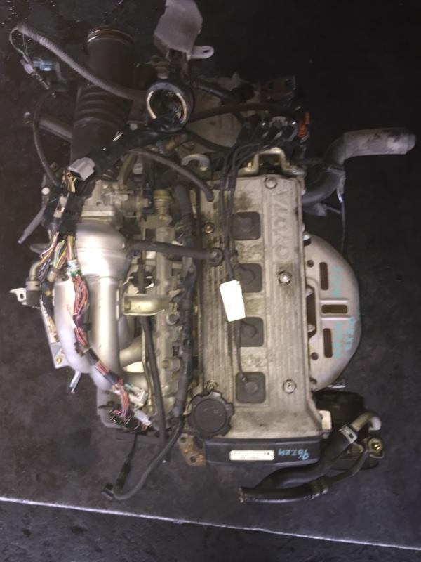 Двигатель Toyota Raum EXZ10 5E-FE 2111679