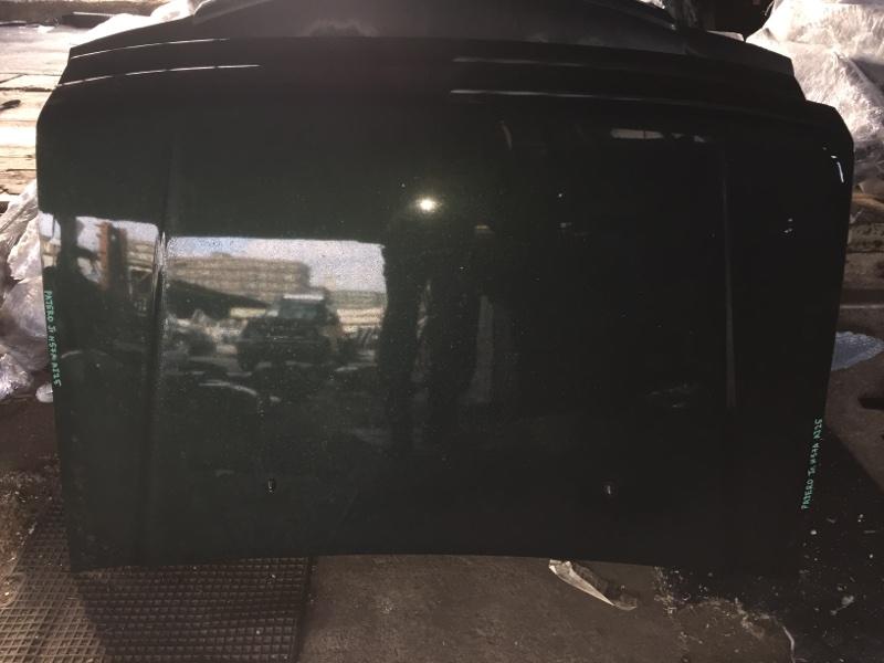 Капот Mitsubishi Pajero Junior H57A передний