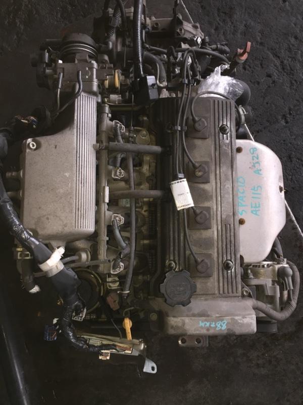 Двигатель Toyota Corolla Spacio AE115 7A-FE H708737
