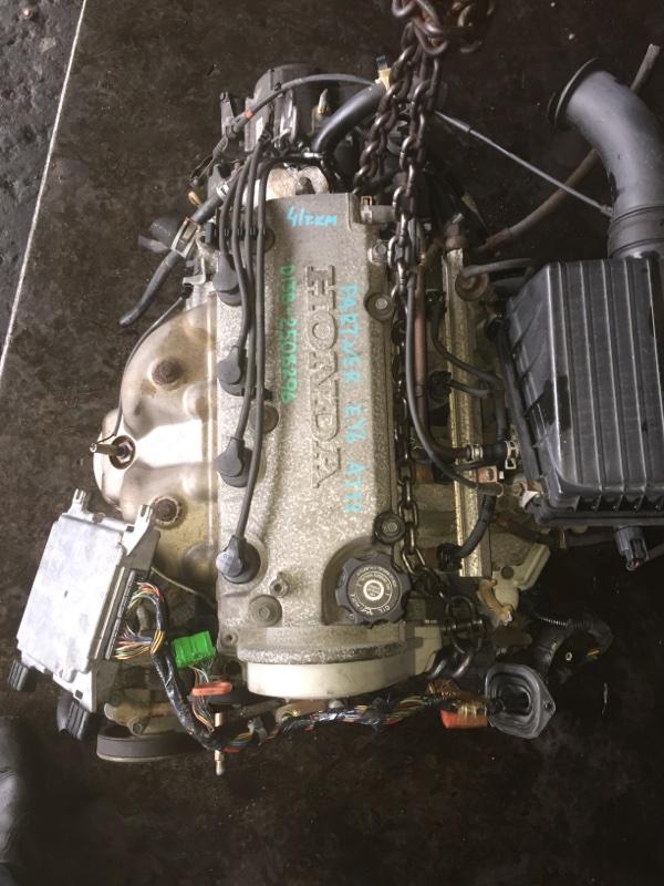 Двигатель Honda Partner EY6 D13B 2508296