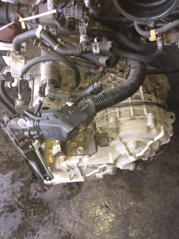 Акпп Toyota Estima ACR50 2AZ-FE K112-01A