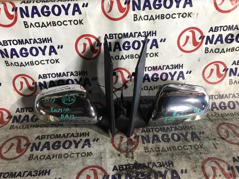 Зеркало Toyota Isis ZNM10 переднее правое 5 + 2 KOHTAKTA