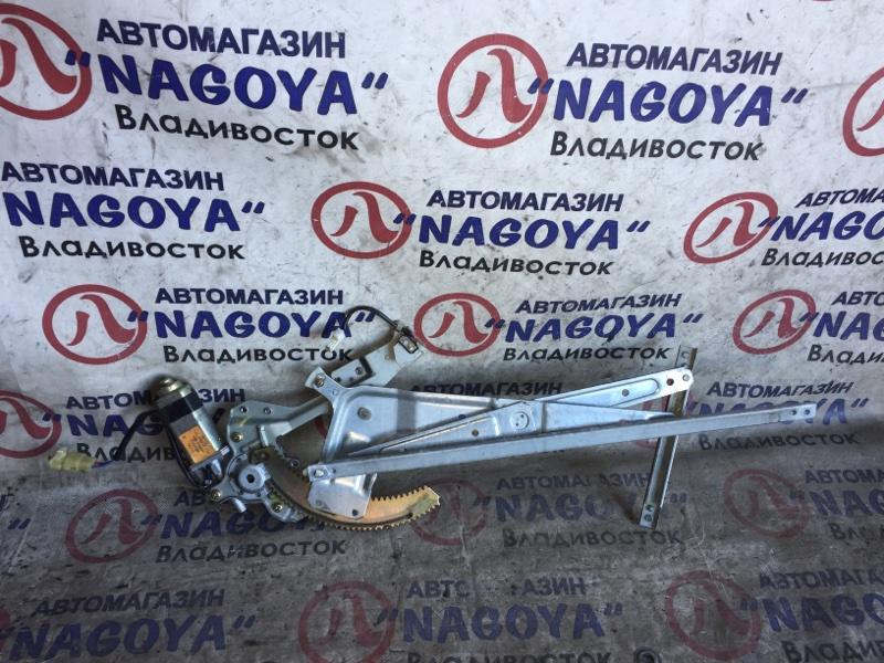 Стеклоподъемник Mitsubishi Pajero Junior H57A передний правый