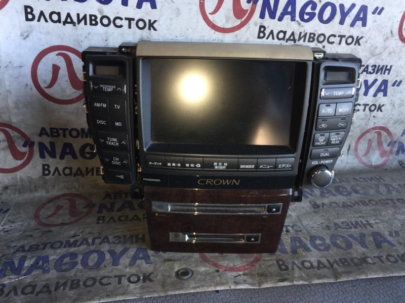 Монитор Toyota Crown GRS180 86430-30172