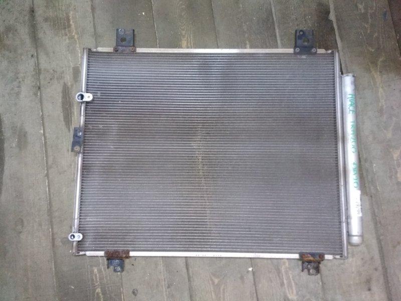 Радиатор кондиционера Toyota Hiace TRH200