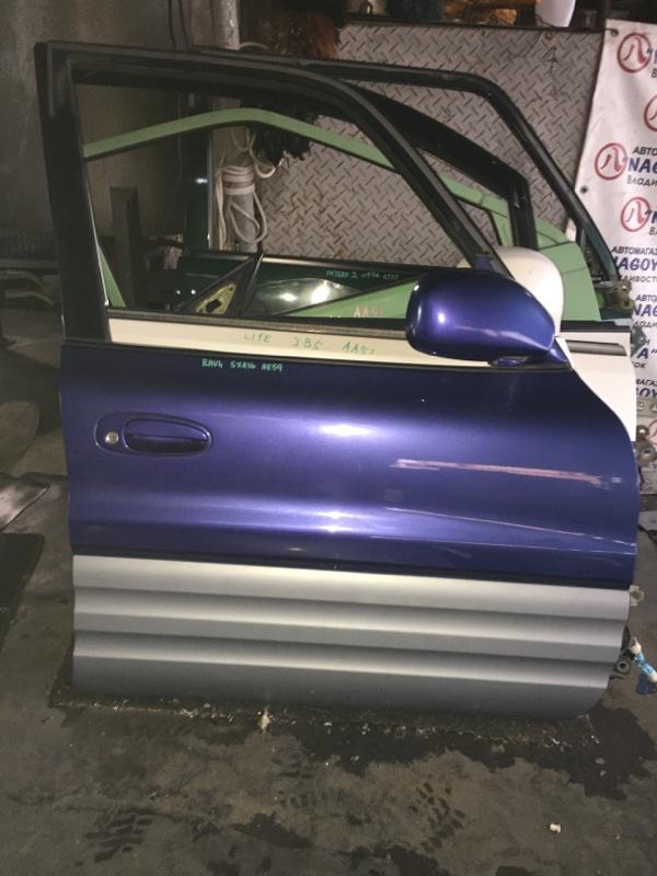 Дверь Toyota Rav4 SXA16 передняя правая COLOR K71
