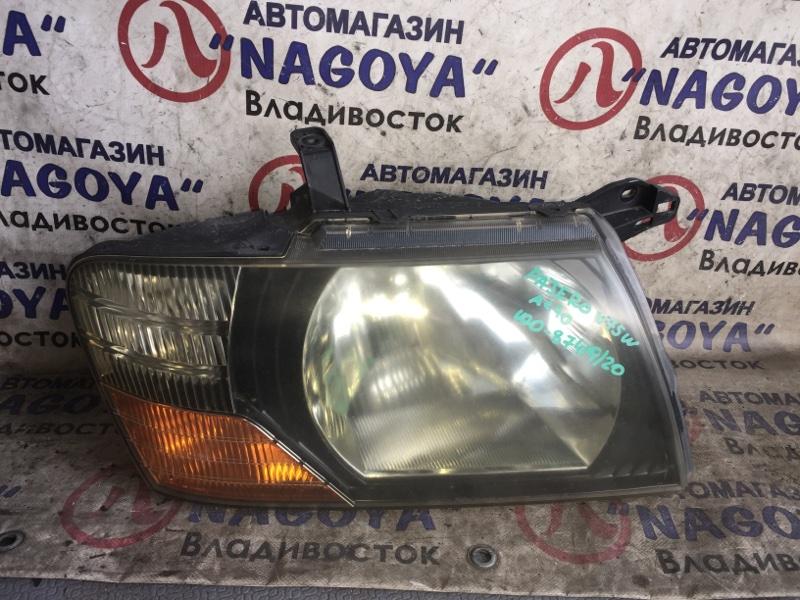 Фара Mitsubishi Pajero V75W передняя правая 100-87419