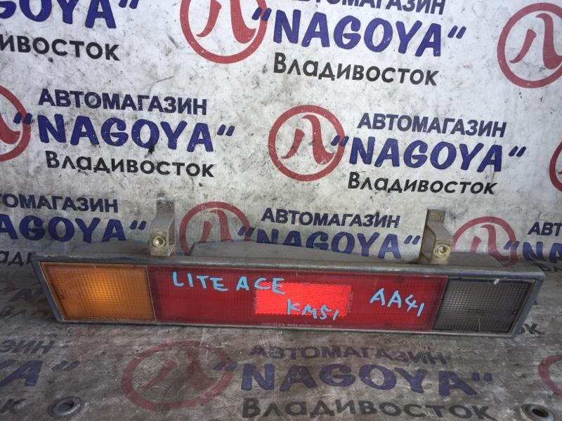 Стоп-сигнал Toyota Lite Ace KM51 задний левый 2724