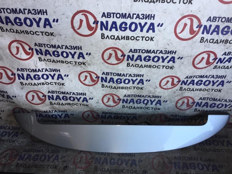 Спойлер Toyota Mark X Zio ANA10 задний