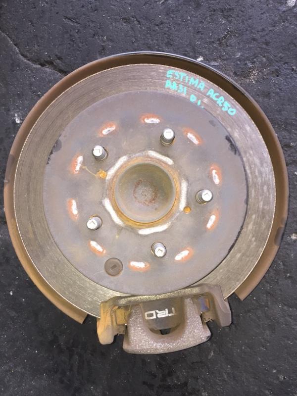 Ступица Toyota Estima ACR50 задняя левая ABS