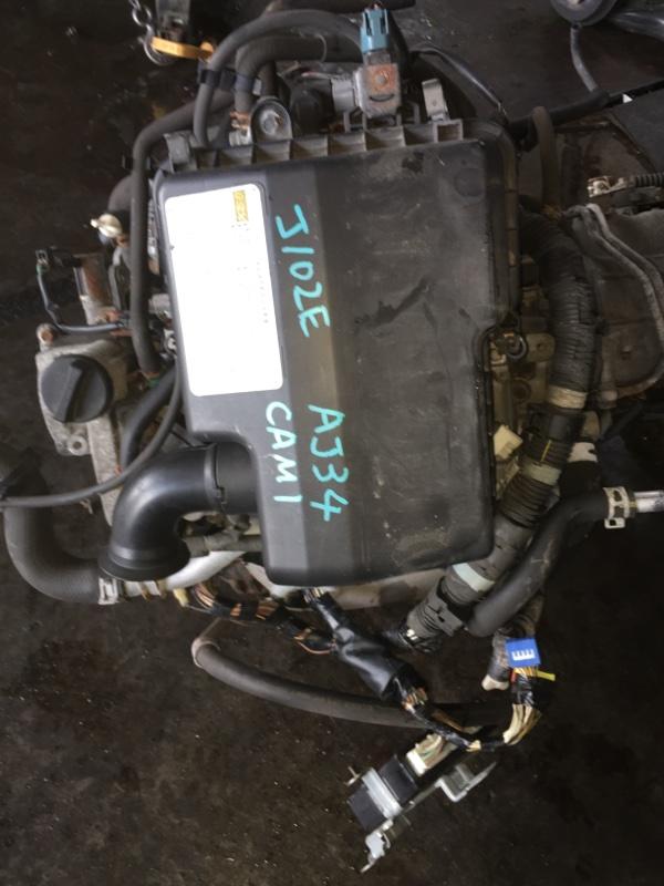 Двигатель Toyota Cami J102E K3-VE 1184492