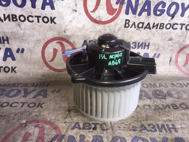 Мотор печки Toyota Ist NCP60