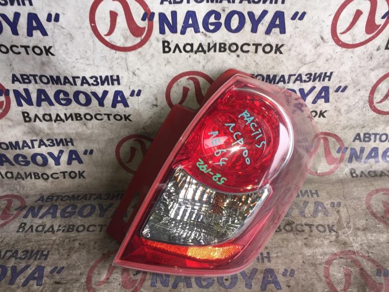 Стоп-сигнал Toyota Ractis NCP100 задний правый 52192