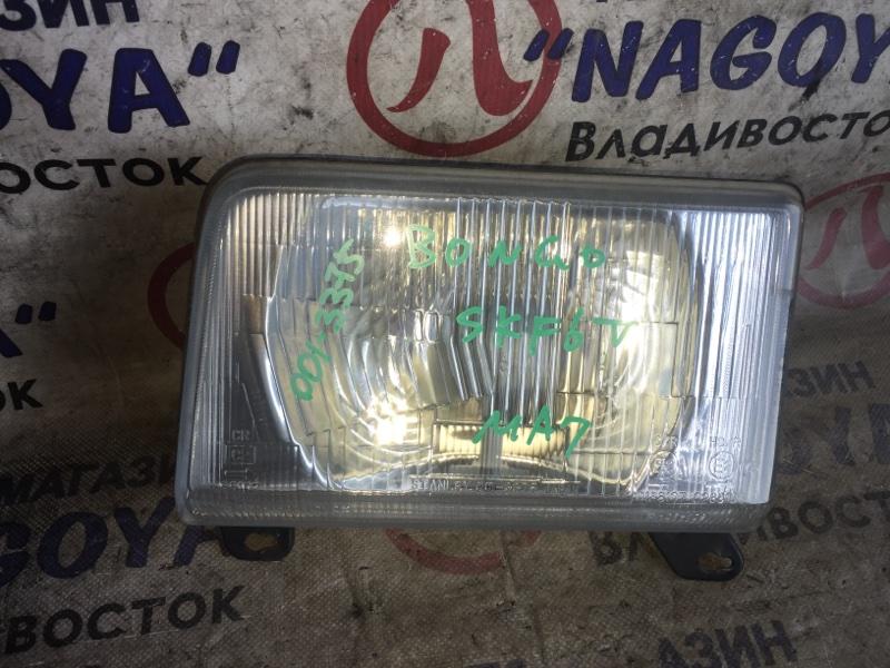Фара Mazda Bongo Brawny SKF6V передняя левая 001-3375