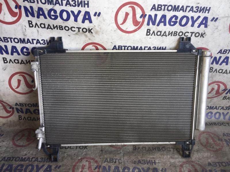 Радиатор кондиционера Toyota Vitz SCP90
