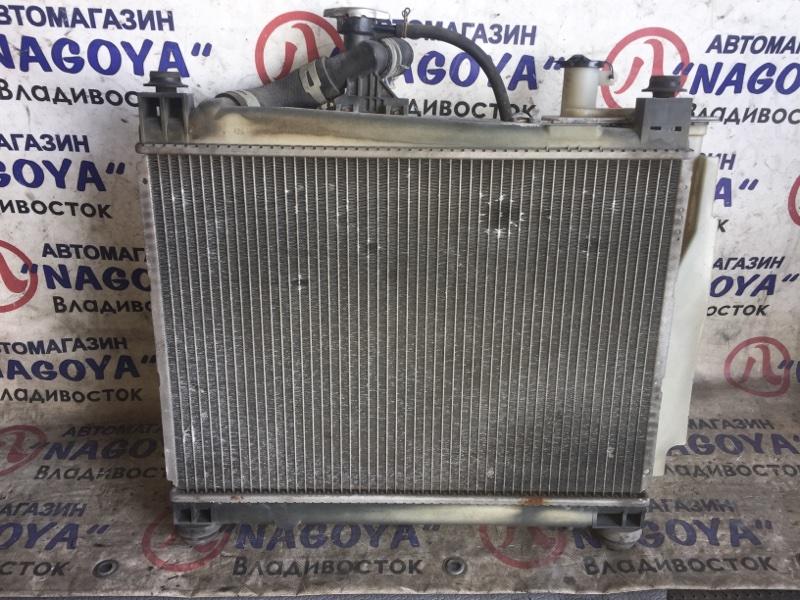 Радиатор основной Toyota Bb NCP31 1NZ-FE A/T