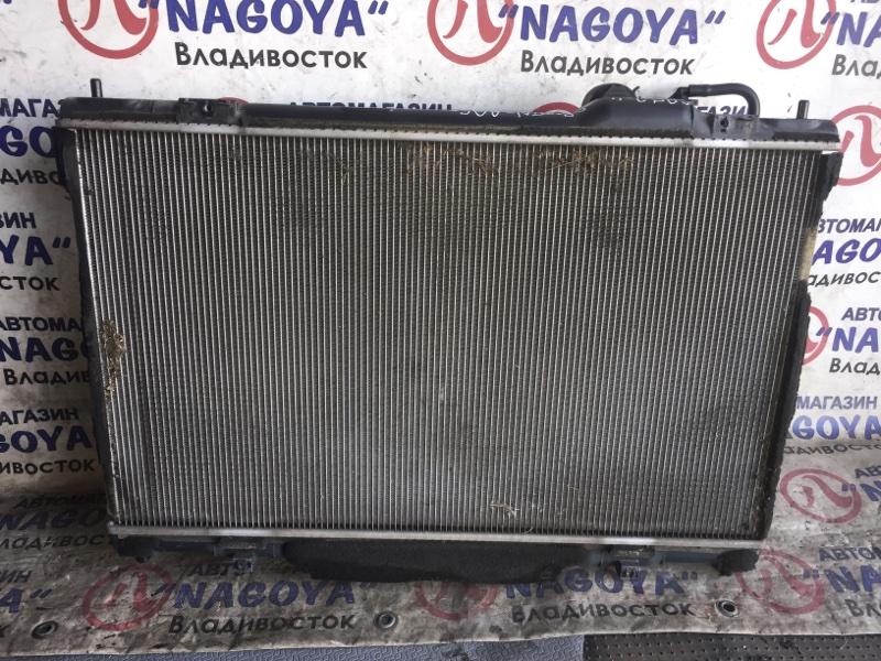 Радиатор основной Toyota Crown Athlete GRS204 2GR-FSE