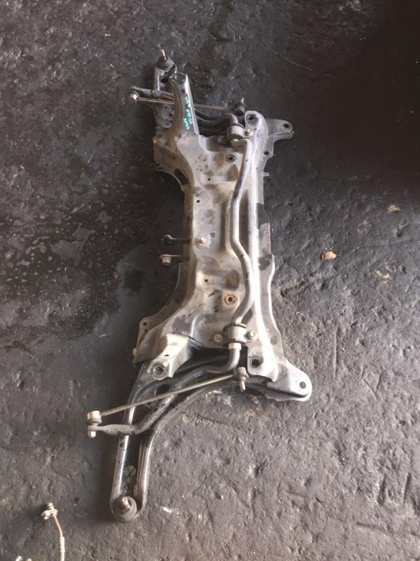 Балка под двс Toyota Vitz NSP130 1NR-FE