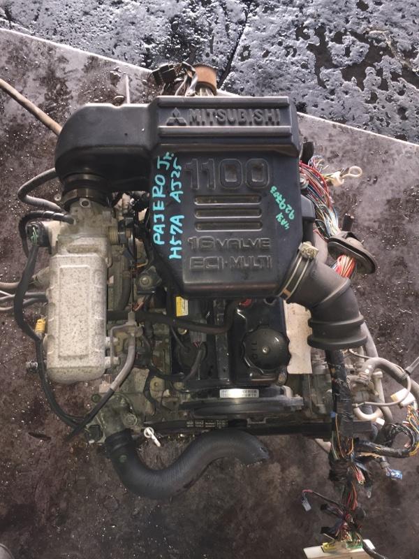 Двигатель Mitsubishi Pajero Junior H57A 4A31 929703