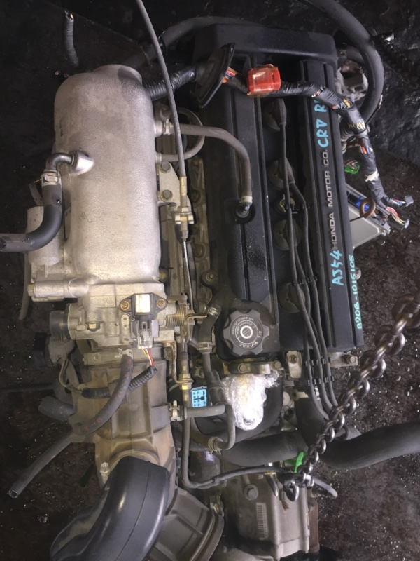Двигатель Honda Cr-V RD1 B20B 1015105