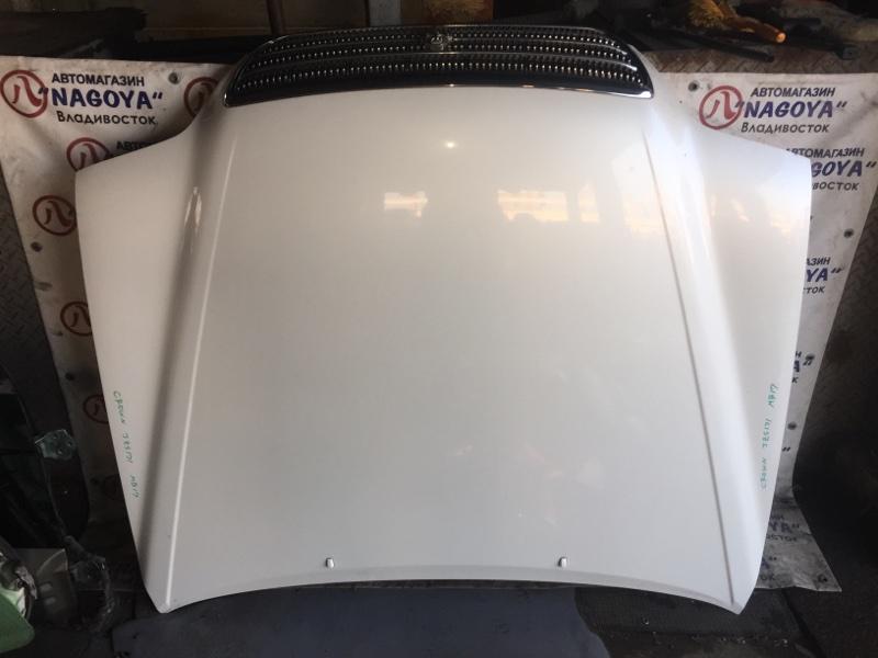 Капот Toyota Crown JZS171 передний COLOR 2FQ