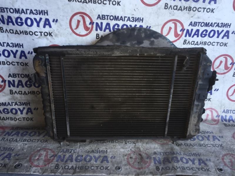 Радиатор основной Toyota Lite Ace KM51 5K M/T