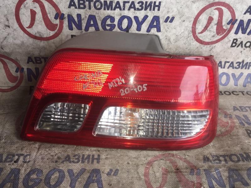 Стоп-сигнал Toyota Carina AT212 задний правый 20405