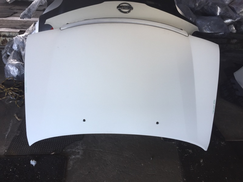 Капот Toyota Cami J102E передний COLOR W09