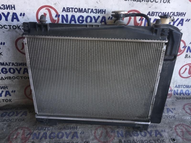 Радиатор основной Toyota Vitz KSP130 1KR-FE A/T