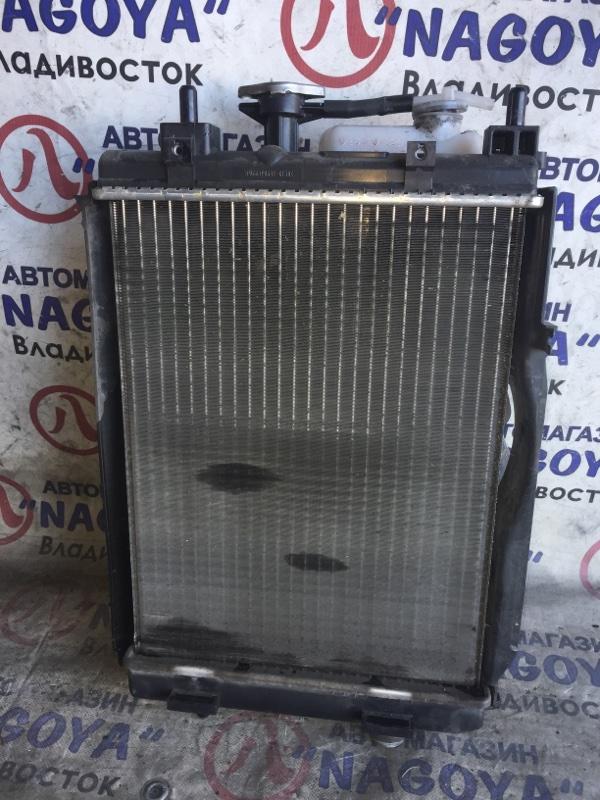 Радиатор основной Daihatsu Move LA100S KF-VE A/T