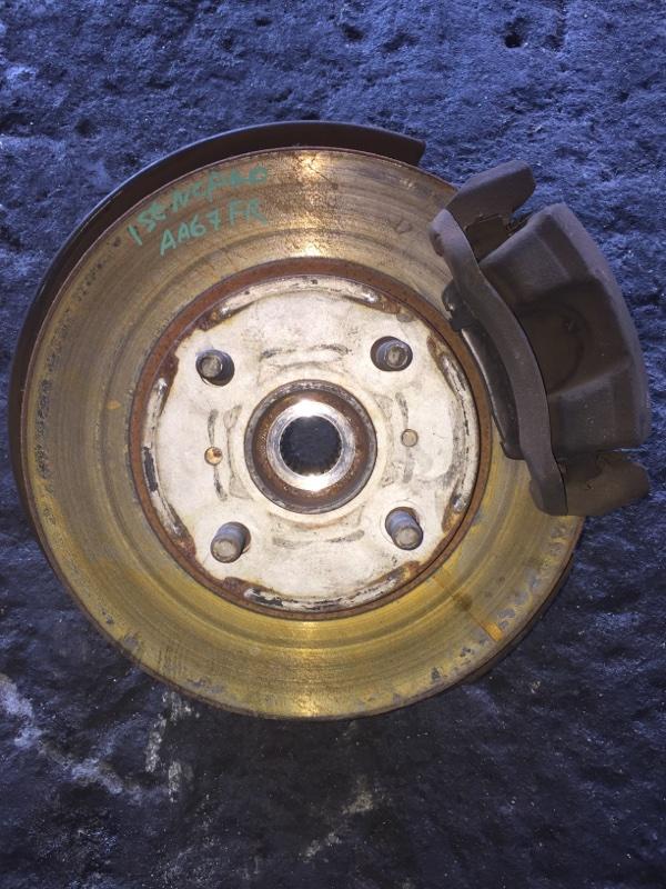 Ступица Toyota Ist NCP60 передняя правая ABS