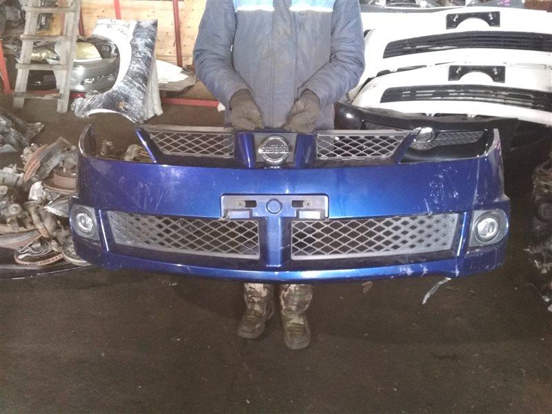 Бампер Nissan Wingroad WFY11 передний 2 MODEL