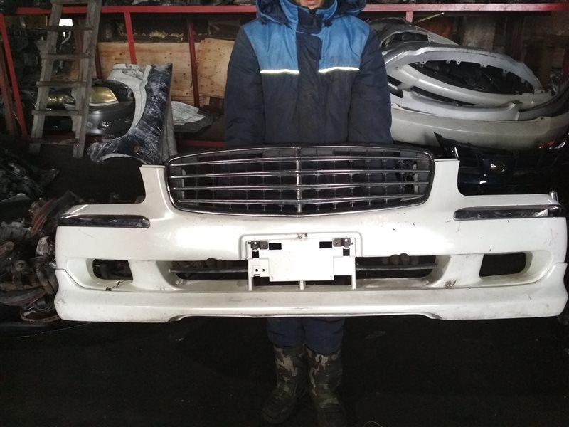 Бампер Nissan Cima GF50 передний