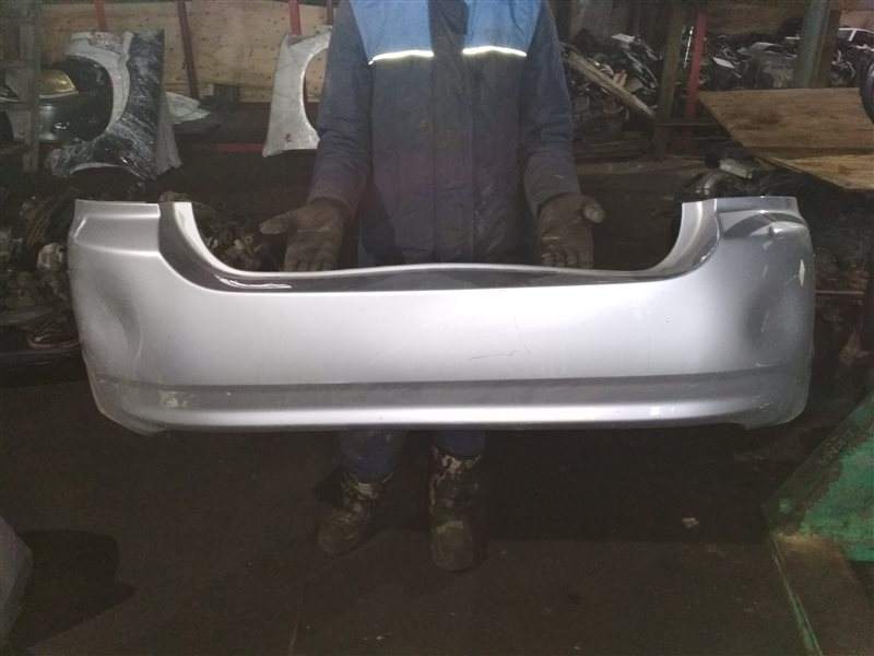 Бампер Toyota Corolla Runx NZE121 задний 1 MODEL