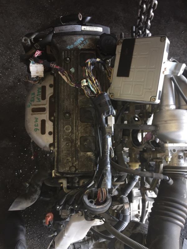 Двигатель Toyota Raum EXZ10 5E-FE 2068985