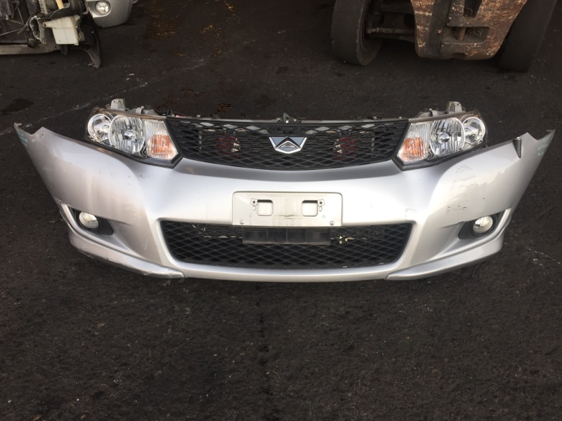Nose cut Toyota Allion ZRT261 3ZR-FAE передний 20447