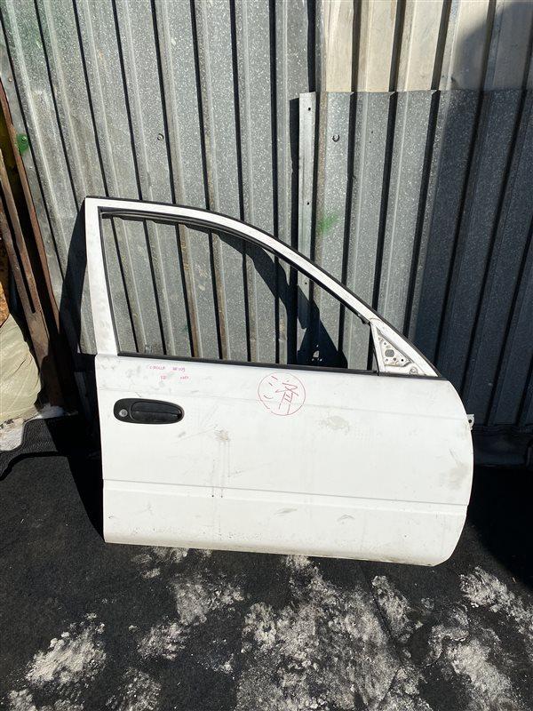 Дверь Toyota Corolla AE109 передняя правая