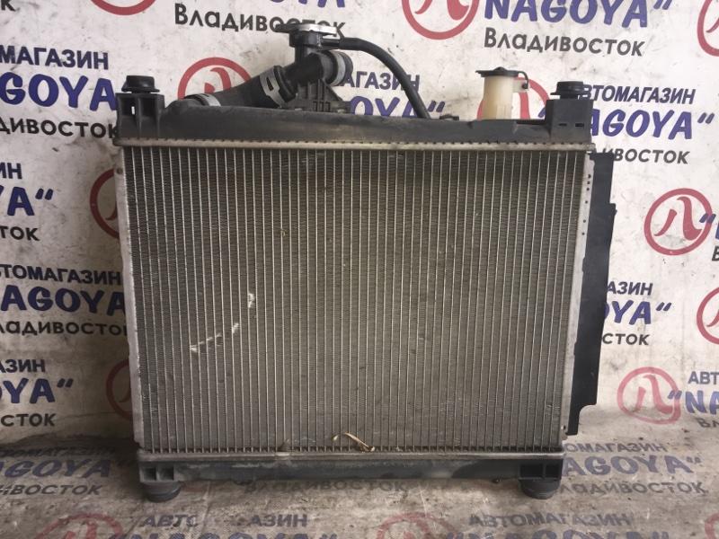 Радиатор основной Toyota Raum NCZ20 1NZ-FE A/T