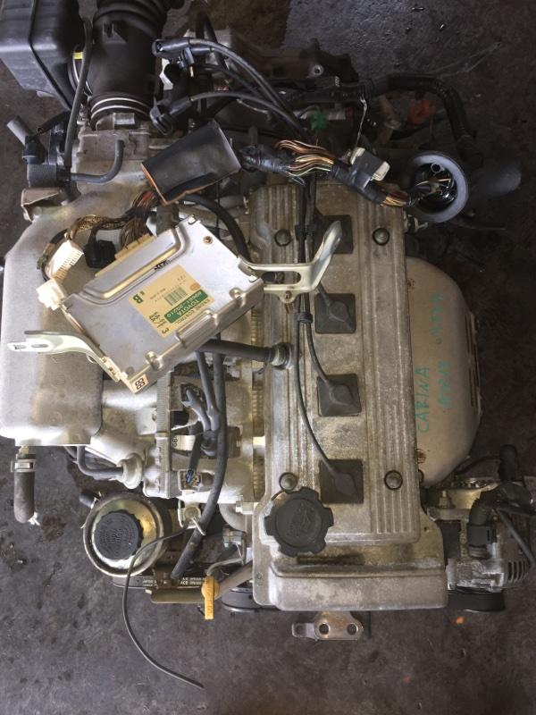 Двигатель Toyota Carina AT212 5A-FE J114922