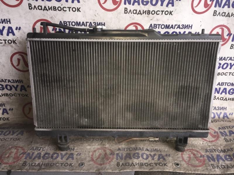 Радиатор основной Toyota Carina AT212 5A-FE A/T