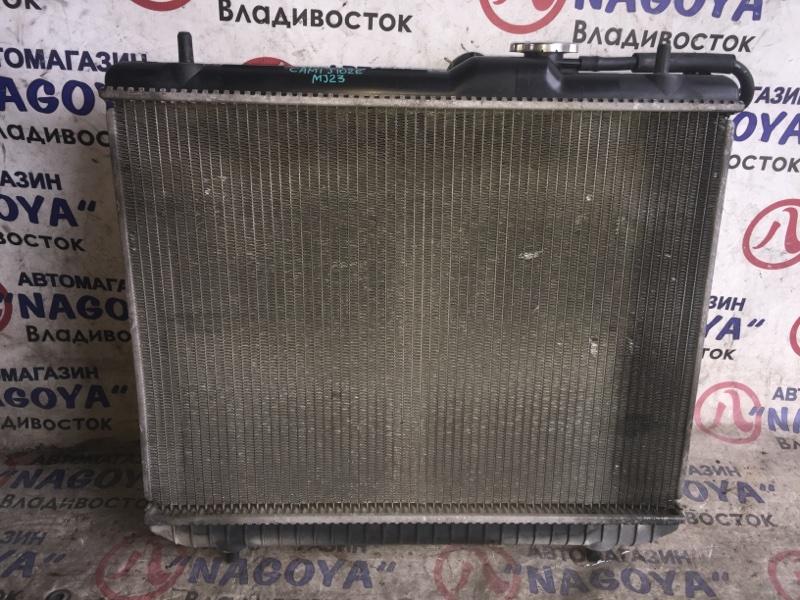 Радиатор основной Toyota Cami J102E K3-VE A/T