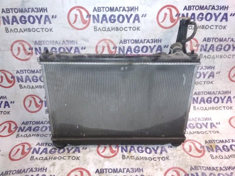 Радиатор основной Mazda Demio DY3W ZJ-VE A/T