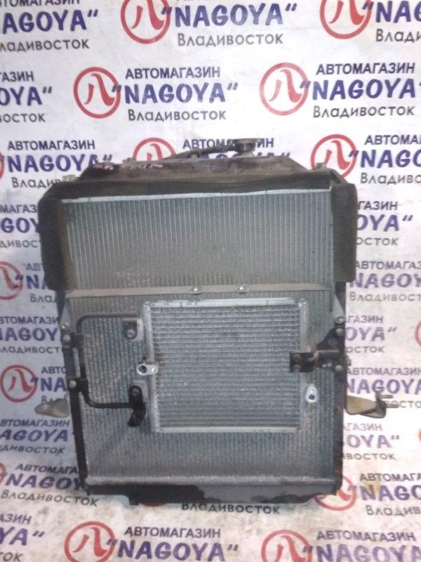 Радиатор основной Hino Dutro RZU300 3RZ-FE M/T