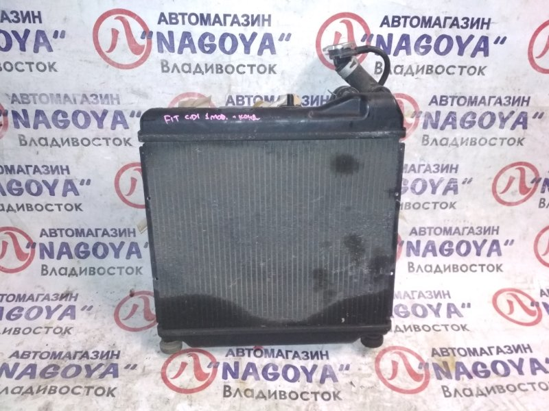 Радиатор основной Honda Fit GD1 L13A 1 MODEL
