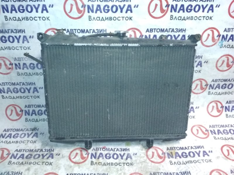 Радиатор основной Nissan Datsun CGD21 Z16S M/T