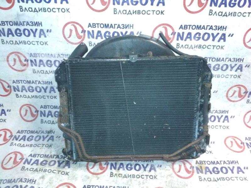 Радиатор основной Toyota Hiace LH119 3L A/T